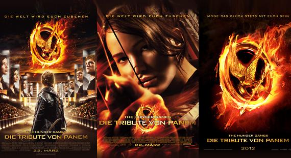 Die Tribute Von Panem Im Kino